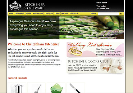 Kitchener Home Page
