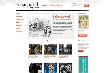 Briarpatch Magazine