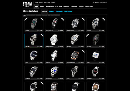 Storm Watches Category Page